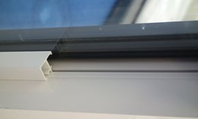 plastic for window